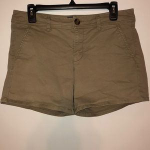 Women's American Eagle Midi Stretch Shorts